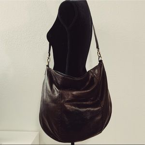 Sigrid Olsen Brown Leather Hobo Bag a4697aa3843b1